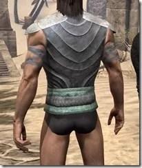 Pyandonean Homespun Jerkin - Male Rear