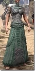 Pyandonean Homespun Robe - Female Front