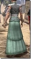 Pyandonean Homespun Robe - Female Rear