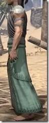 Pyandonean Homespun Robe - Male Side