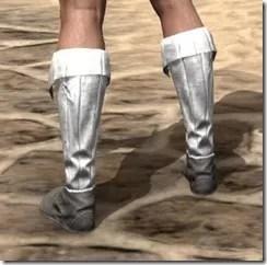 Pyandonean Homespun Shoes - Male Rear
