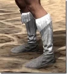 Pyandonean Homespun Shoes - Male Side