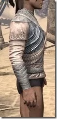 Pyandonean Iron Cuirass - Male Right