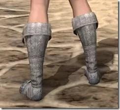 Pyandonean Iron Sabatons - Female Rear