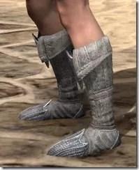 Pyandonean Iron Sabatons - Female Side