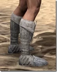Pyandonean Iron Sabatons - Male Right