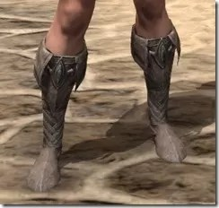 Pyandonean Rawhide Boots - Female Front