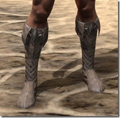 Pyandonean Rawhide Boots - Male Front