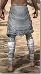 Pyandonean Rawhide Guards - Male Rear