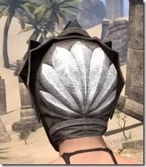Pyandonean Rawhide Helmet - Female Rear