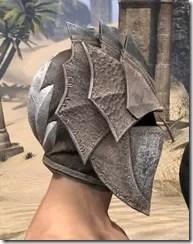 Pyandonean Rawhide Helmet - Male Right