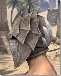Pyandonean Rawhide Helmet - Male Side