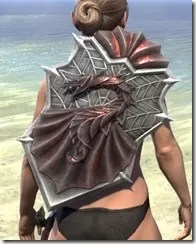 Pyandonean Ruby Ash Shield