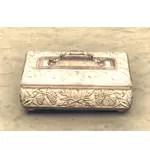 Scrimshaw Jewelry Box, Vineyard