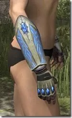 Psijic Shock Gauntlets - Dyed Right