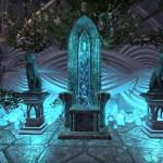 Elven Sorcerer's Residence, W/ Elsa Throne Room [NA]