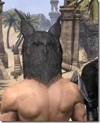 Balorgh - Male Rear