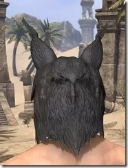 Balorgh Visage - Male Rear
