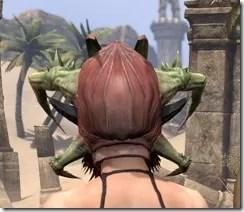 Chokethorn Visage - Female Rear