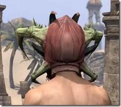 Chokethorn Visage - Male Rear