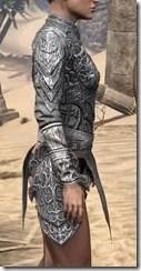 Dremora Iron Cuirass - Female Right