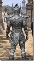 Dremora Iron - Male Close Rear