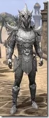 Dremora Rawhide - Male Front