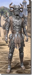Horned Dragon - Male Front
