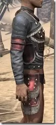 Huntsman Heavy Cuirass - Male Right