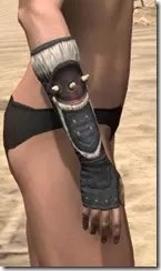 Huntsman Heavy Gauntlets - Female Right