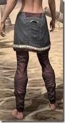 Huntsman Light Breeches - Female Rear