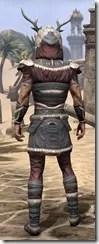Huntsman Light - Male Shirt Rear