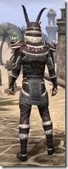 Huntsman Medium - Male Rear