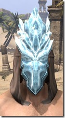 Iceheart Visage - Male Front