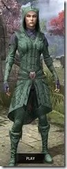 Queen's Eye Spymaster - Dyed Front