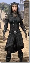 Queen's Eye Spymaster - Female Close Front