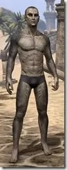Sable Man-Beast - Male Front