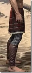 Silver Dawn Heavy Greaves - Male Right