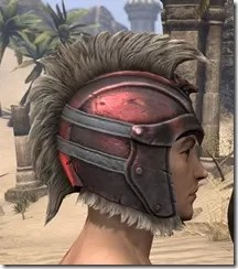 Silver Dawn Heavy Hat - Male Right