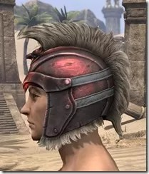 Silver Dawn Heavy Hat - Male Side