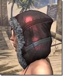 Silver Dawn Light Hat - Female Side