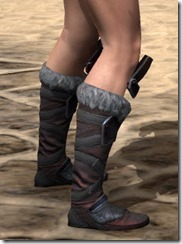 Silver Dawn Light Shoes - Female Right