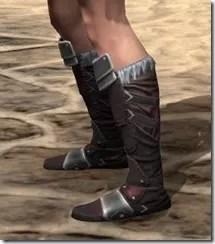 Silver Dawn Medium Boots - Female Side