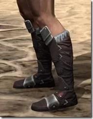 Silver Dawn Medium Boots - Male Side