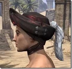 Silver Dawn Medium Helmet - Male Side