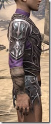 Stormlord Cuirass - Male Right