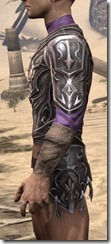 Stormlord Cuirass - Male Side