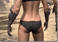 Stormlord Gauntlets - Female Rear