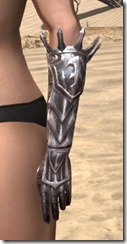 Stormlord Gauntlets - Female Side
