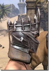 Stormlord Helm - Female Right
